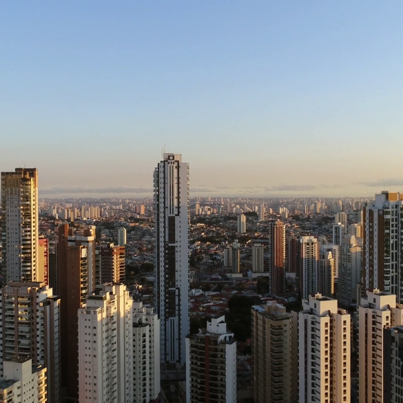 sao paulo design guide SAO PAULO DESIGN GUIDE videoblocks skyline of buildings in sao paulo tatuape city brazil rmrjwkez thumbnail full05 585x585