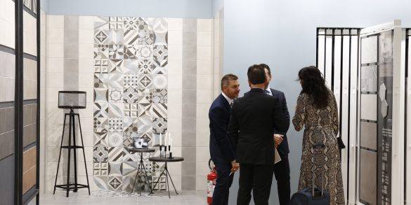 cersaie 2019 Cersaie 2019: The Highlights Of Day One Cersaie2018  92A5115 585x293