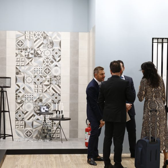 cersaie 2019 Cersaie 2019: The Highlights Of Day One Cersaie2018  92A5115 585x585