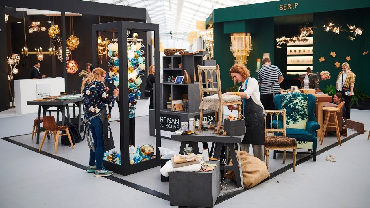 decorex international 2019 Decorex International 2019 Event Guide Decorex International 2019 Event Guide 2