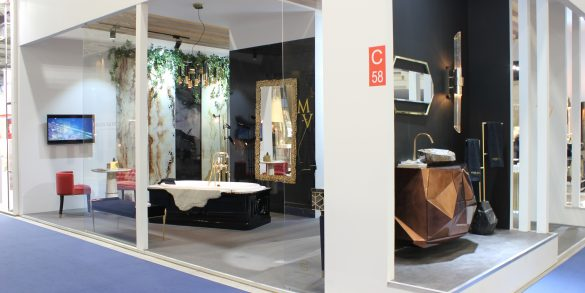 cersaie 2019 How To Decor Your Bathroom With The Best Products From Cersaie 2019 IMG 1963 585x293