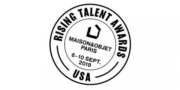 maison et objet 2019 Maison Et Objet 2019: Rising Talent AwardsUSA Maison Et Objet 2019 Meet The Rising Talents 1  585x293