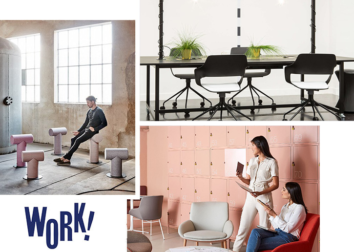 Maison Et Objet 2019: Work! Making Workplaces Feel Like Home