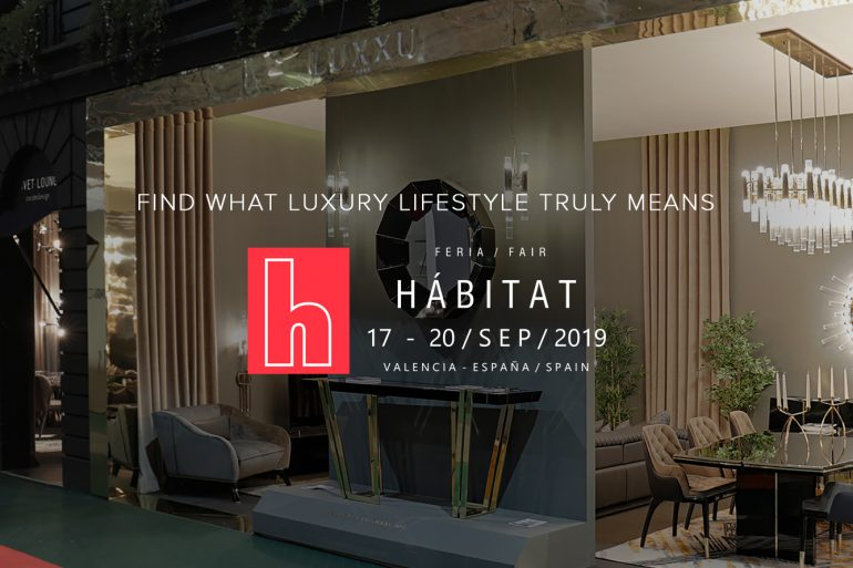 hábitat valencia 2019 Step Inside One Of The Most Luxurious Stands At Hábitat Valencia 2019 banner habitat 2019 770x513