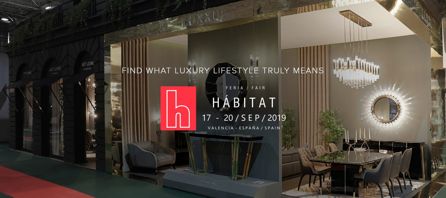 hábitat valencia 2019 Step Inside One Of The Most Luxurious Stands At Hábitat Valencia 2019 banner habitat 2019