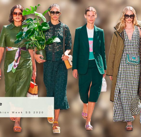 new york fashion week How To Bring New York Fashion Week 2019 Into Your Home Decor bring new york fashion week 2019 home decor 1 585x572