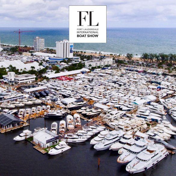 fort lauderdale international boat show Fort Lauderdale International Boat Show Design Guide fort lauderdale international boat design guide 585x585