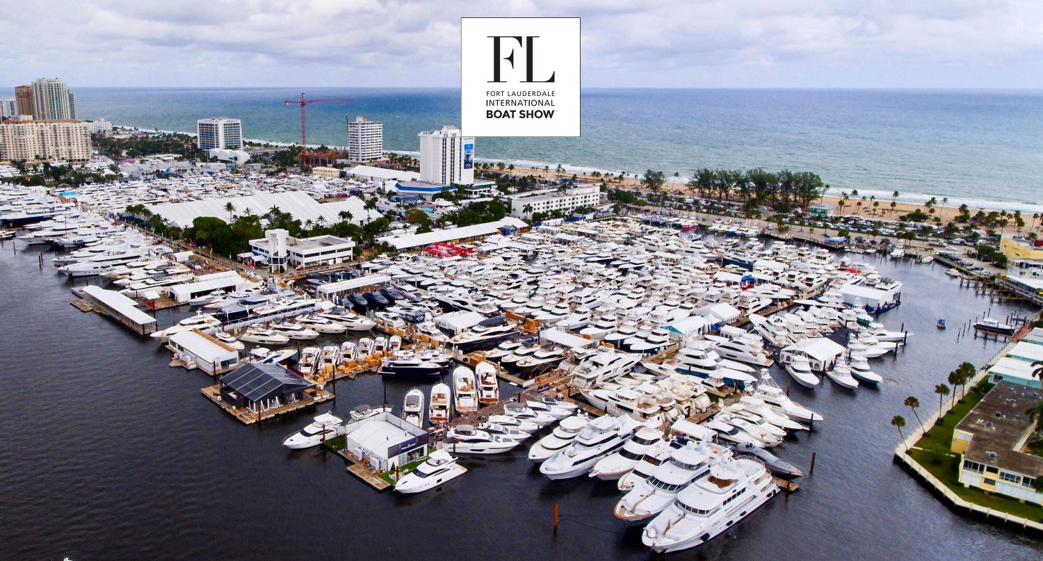 fort lauderdale international boat show Fort Lauderdale International Boat Show Design Guide fort lauderdale international boat design guide