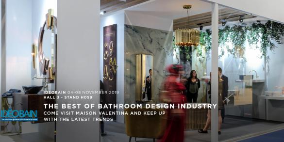idéobain 2019 How To Decor Your Bathroom With The Best Products From Idéobain 2019 decor bathroom best products ideobain 2019 1 585x293