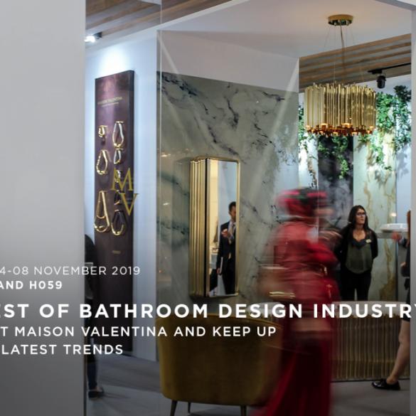 idéobain 2019 How To Decor Your Bathroom With The Best Products From Idéobain 2019 decor bathroom best products ideobain 2019 1 585x585