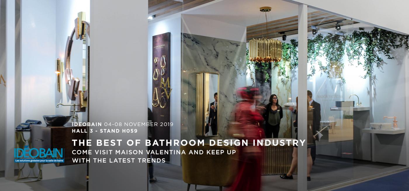 idéobain 2019 How To Decor Your Bathroom With The Best Products From Idéobain 2019 decor bathroom best products ideobain 2019 1