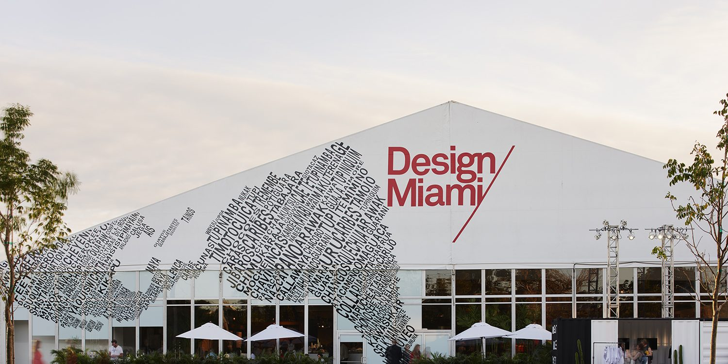design miami 2019 Design Miami 2019 Event Guide design miami 2019 event guide 3 1500x750