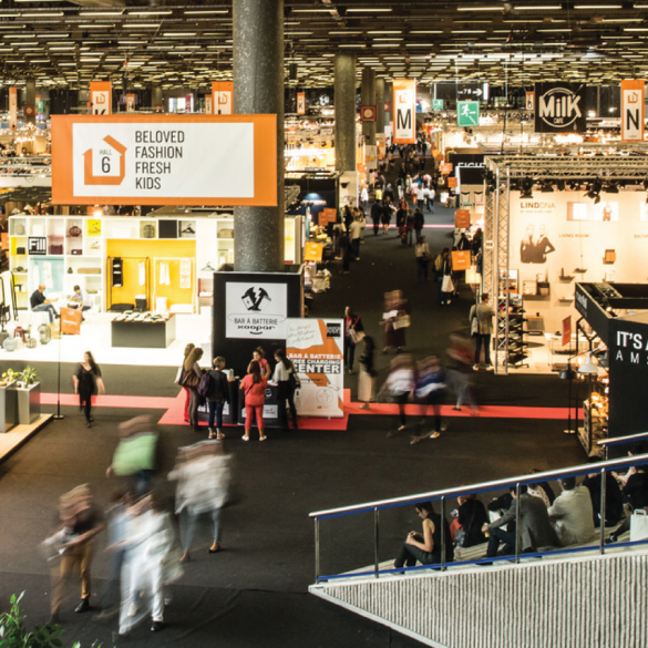 maison et objet Discover Here The Itinerary Of Maison Et Objet 2020 maison objet 2020 event guide 585x585
