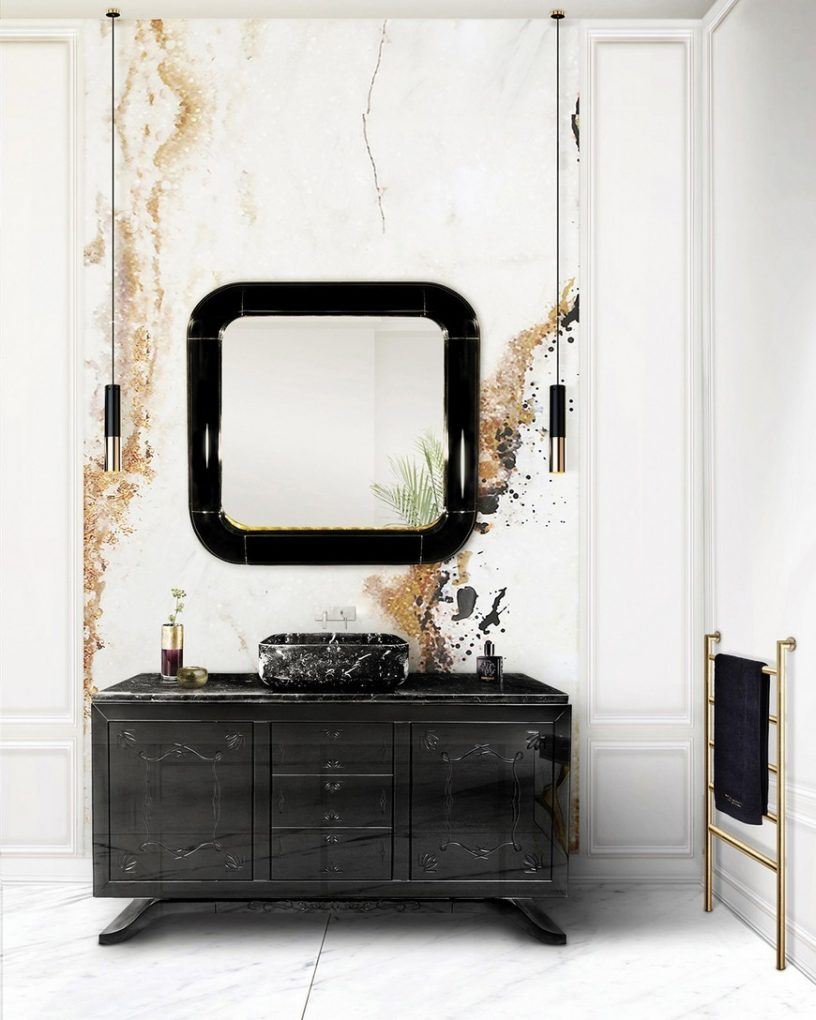 Luxury Bathroom Vanities To See At Maison Et Objet 2020 maison et objet Luxury Bathroom Vanities To See At Maison Et Objet 2020 luxury bathroom vanities maison objet 2020 5
