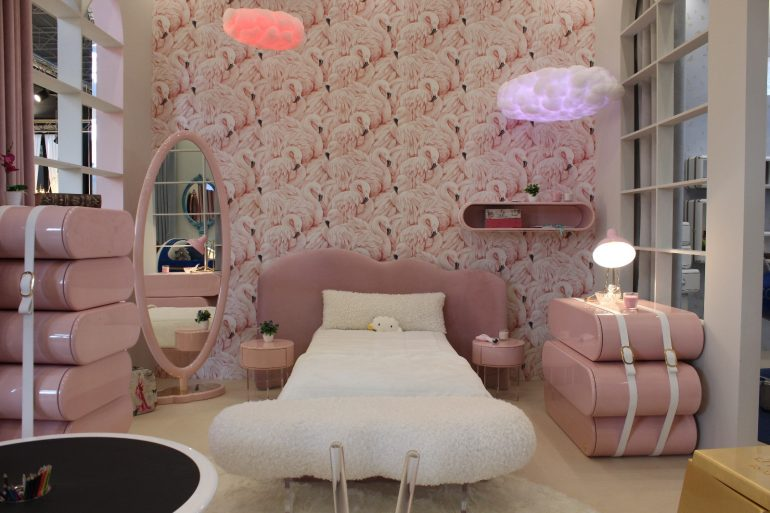 maison et objet 2020 Maison Et Objet 2020: Meet The Most Magical Kids Furniture Pieces Circus Girl Room   Covet Group 770x513