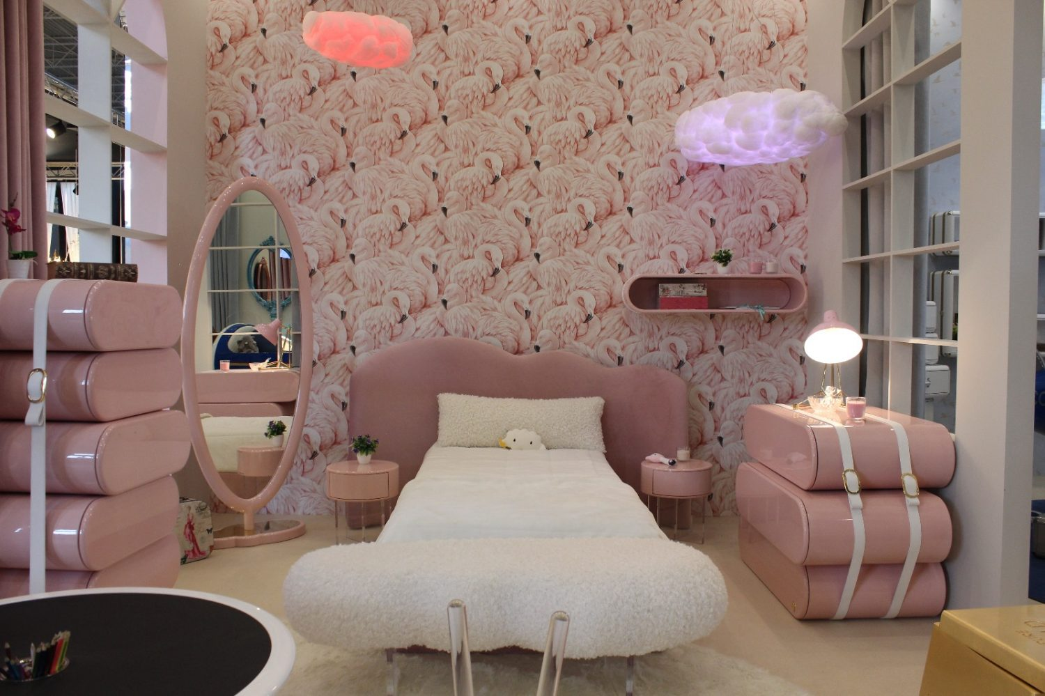 maison et objet 2020 Maison Et Objet 2020: Meet The Most Magical Kids Furniture Pieces Circus Girl Room   Covet Group