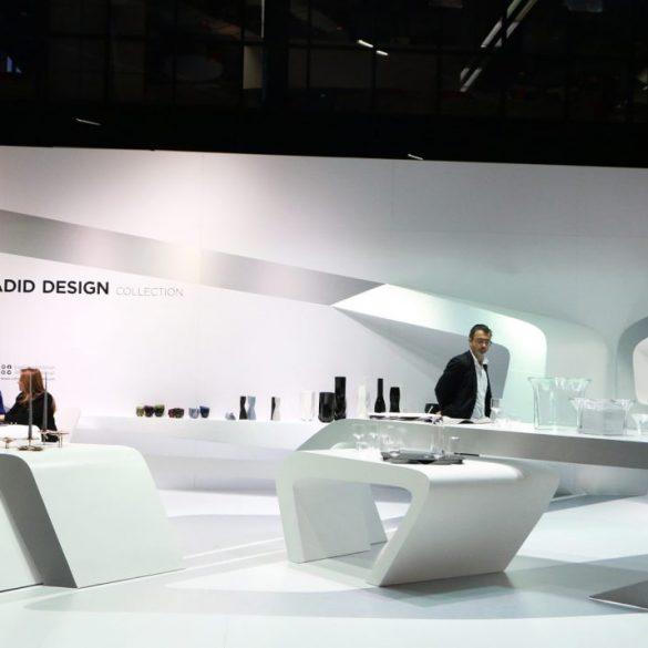 zaha hadid design Discover Zaha Hadid Design's New Collection At Maison Et Objet 2020 Zaha Hadid 1 1 585x585