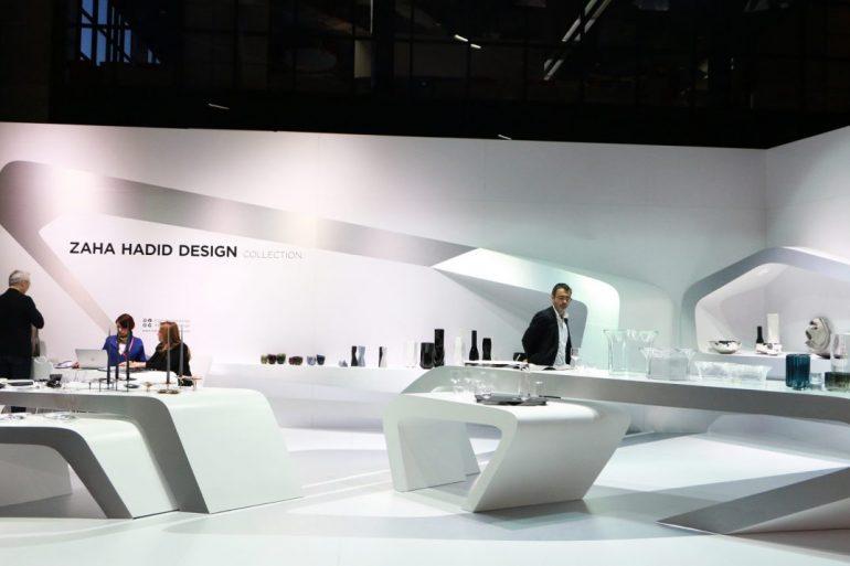 zaha hadid design Discover Zaha Hadid Design's New Collection At Maison Et Objet 2020 Zaha Hadid 1 1 770x513