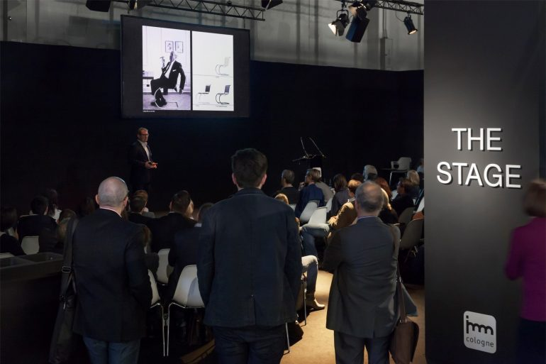 imm cologne IMM Cologne: Discover The Lectures At The Stage imm cologne 2020 need know stage 770x513
