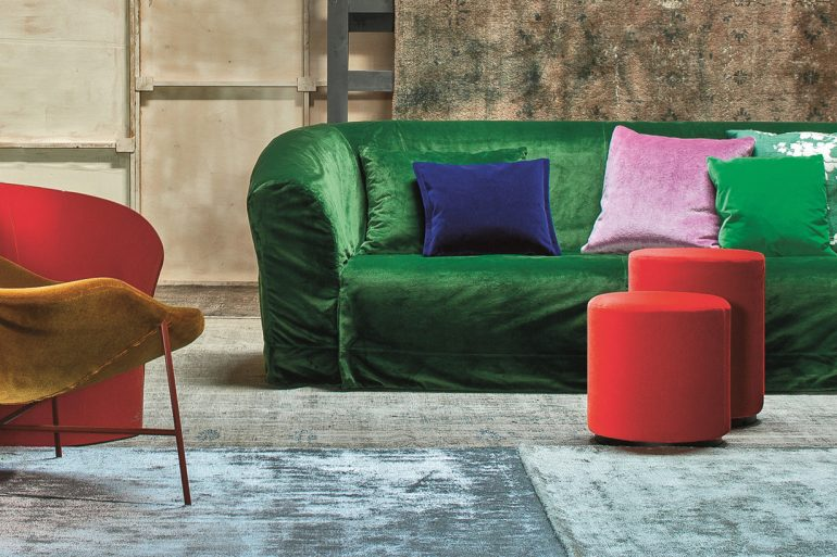 moroso The Italian Brand Moroso Returns To Maison Et Objet 2020 italian brand moroso returns maison objet 2020 770x513