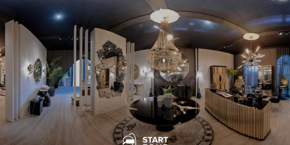 maison et objet 2020 Maison Et Objet 2020: Luxury Stands' Virtual Tour  maison objet 2020 luxury stands virtual tour 1 585x293