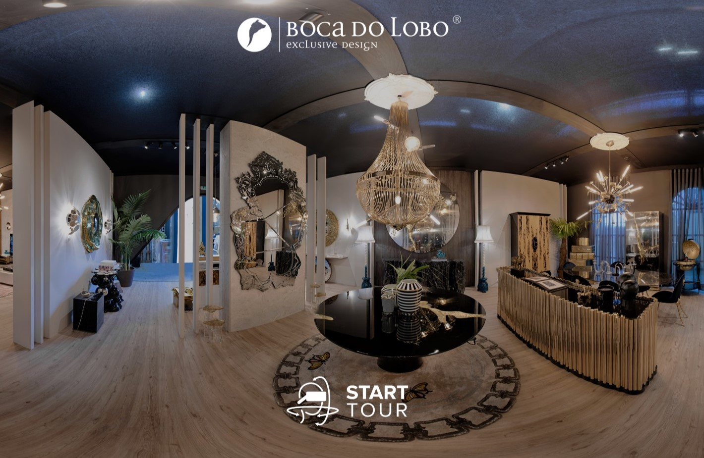 maison et objet 2020 Maison Et Objet 2020: Luxury Stands' Virtual Tour  maison objet 2020 luxury stands virtual tour 1