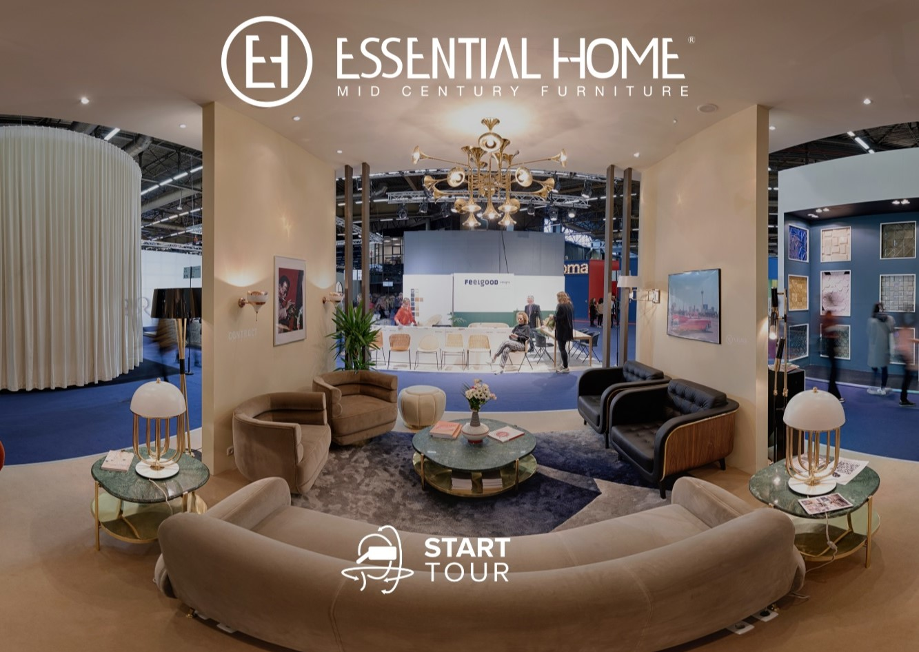 maison et objet 2020 Maison Et Objet 2020: Luxury Stands' Virtual Tour  maison objet 2020 luxury stands virtual tour 6