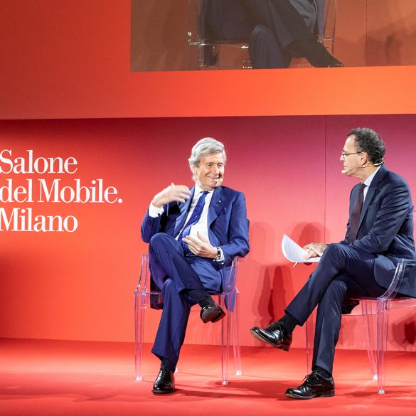 salone del mobile 2020 First News Of Salone Del Mobile 2020 salone del mobile 2020 press conference 1 585x585