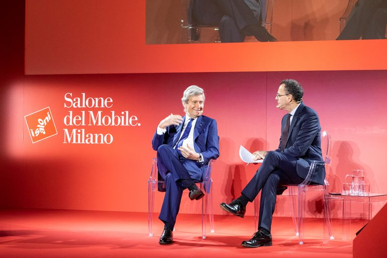 salone del mobile 2020 First News Of Salone Del Mobile 2020 salone del mobile 2020 press conference 1 770x513