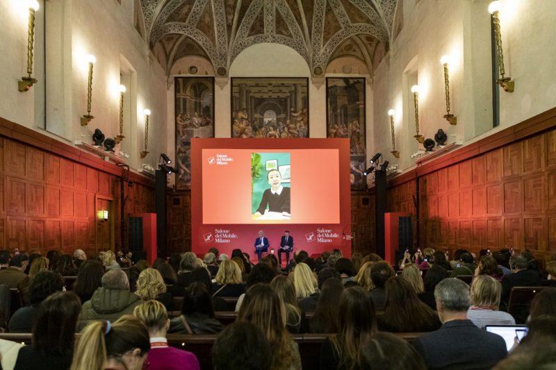 Salone Del Mobile 2020: Press Conference salone del mobile 2020 First News Of Salone Del Mobile 2020 salone del mobile 2020 press conference 2 800x533