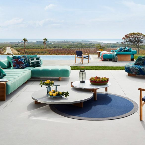 cassina Cassina Unveils Outdoor Furniture Collection cassina unveils outdoor furniture collection 585x585