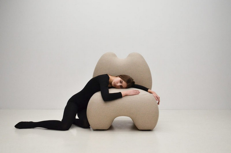 domna armchair Domna Armchair: Add A Minimalist Touch To Your Home Decor domna armchair add minimalist touch home decor 5