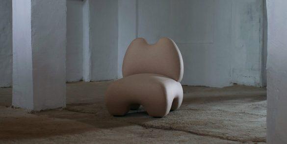 domna armchair Domna Armchair: Add A Minimalist Touch To Your Home Decor domna armchair add minimalist touch home decor 585x293