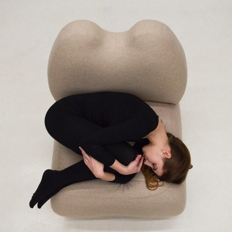 domna armchair Domna Armchair: Add A Minimalist Touch To Your Home Decor domna armchair add minimalist touch home decor 6