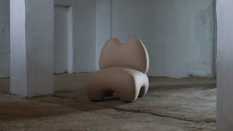 domna armchair Domna Armchair: Add A Minimalist Touch To Your Home Decor domna armchair add minimalist touch home decor scaled
