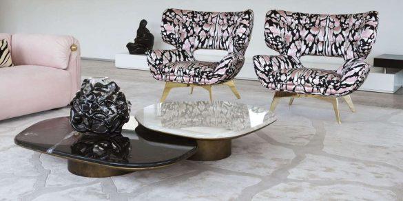 roberto cavalli Marvelous Stones By Roberto Cavalli Home Interiors marvelous stones roberto cavalli home interiors 1 1 585x293