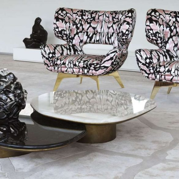 roberto cavalli Marvelous Stones By Roberto Cavalli Home Interiors marvelous stones roberto cavalli home interiors 1 1 585x585