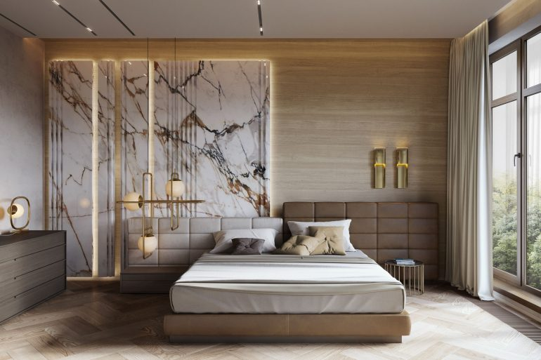 bedroom ideas Upgrade Your Decor With These Amazing Bedroom Ideas  1e1914a4caa5c29168699020b9c20522 770x513