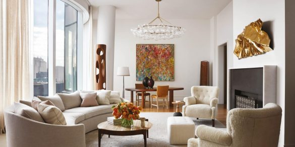 david scott interiors Step Inside This Midtown Project By David Scott Interiors 5e5f607603689 585x293