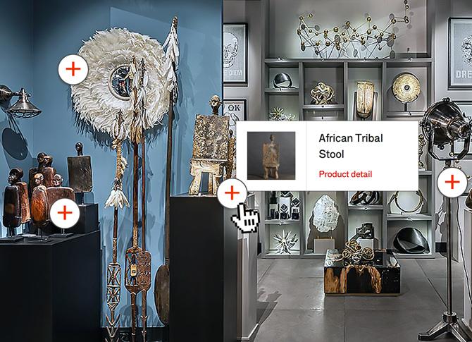 maison et objet Maison Et Objet 2020: Digital Fair 670x485 DF showroom EN