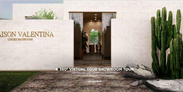 bathroom design Celebrate Bathroom Design With This New Virtual Showroom Virtual showrrom MV 585x293