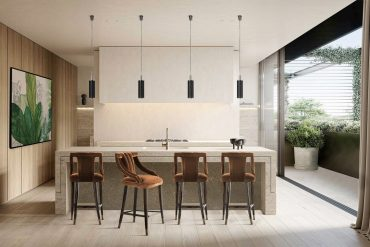 bar stool Discover How To Choose A Bar Stool For Your Kitchen discover choose bar stool kitchen 1 370x247