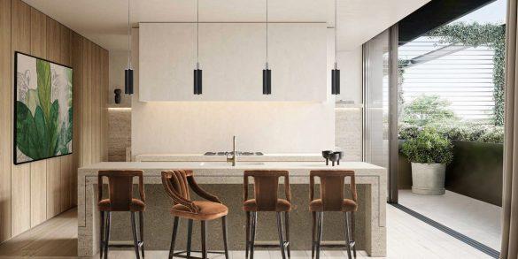 bar stool Discover How To Choose A Bar Stool For Your Kitchen discover choose bar stool kitchen 1 585x293
