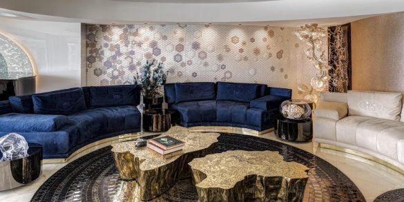 zz architects Step Inside A Luxury Apartment In Dubai By ZZ Architects step inside luxury apartment dubai architects 585x293