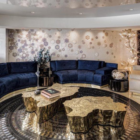 zz architects Step Inside A Luxury Apartment In Dubai By ZZ Architects step inside luxury apartment dubai architects 585x585