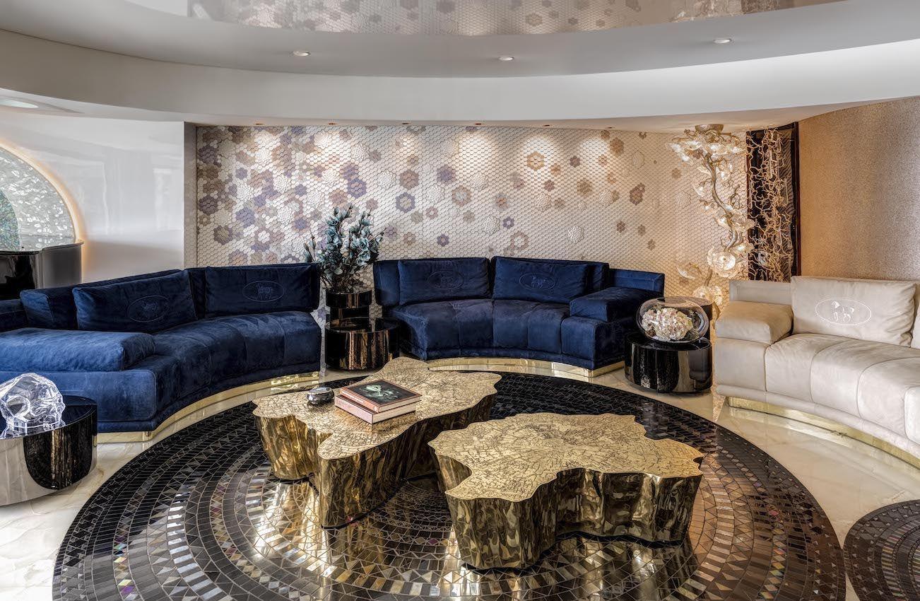 zz architects Step Inside A Luxury Apartment In Dubai By ZZ Architects step inside luxury apartment dubai architects