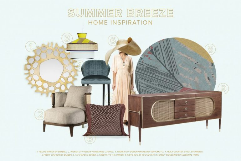 home decor ideas Home Decor Ideas That Will Extend The Summer Feeling home decor ideas extend summer feeling 1 770x513