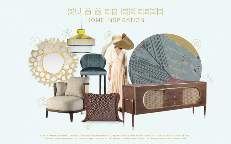 home decor ideas Home Decor Ideas That Will Extend The Summer Feeling home decor ideas extend summer feeling 1 800x500
