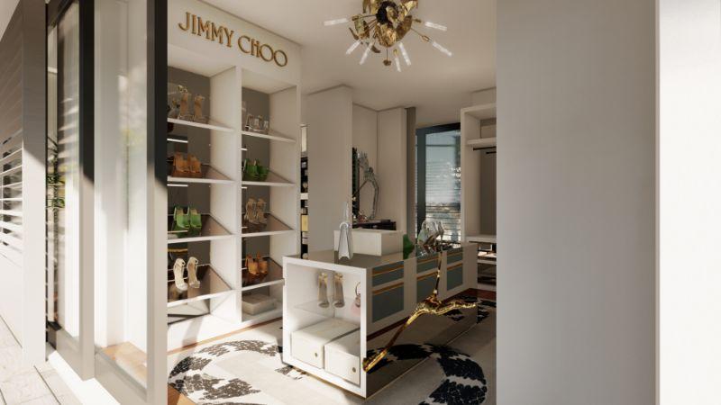 Jimmy Choo And Boca Do Lobo Created The Most Luxury Walk-In Closet jimmy choo Jimmy Choo And Boca Do Lobo Created The Most Luxury Walk-In Closet jimmy choo boca lobo created luxury walk in closet 1