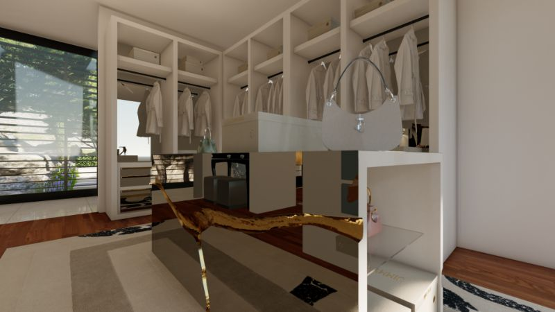 jimmy choo Jimmy Choo And Boca Do Lobo Created The Most Luxury Walk-In Closet jimmy choo boca lobo created luxury walk in closet 4